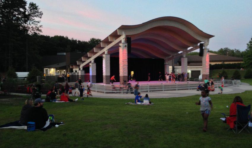 Mentor Amphitheater: Mentor Ohio