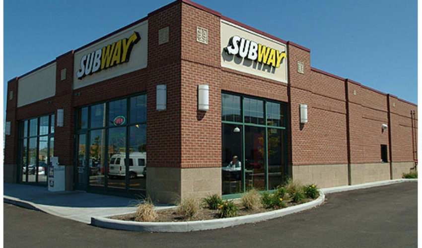 Subway, Euclid, Ohio